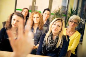 Klub manazerka s usmevom workshop